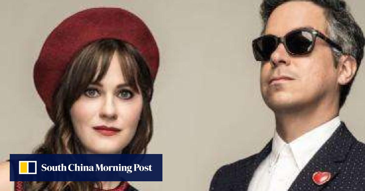 Album review: She & Him create a cool Yuletide album   Post Magazine ...