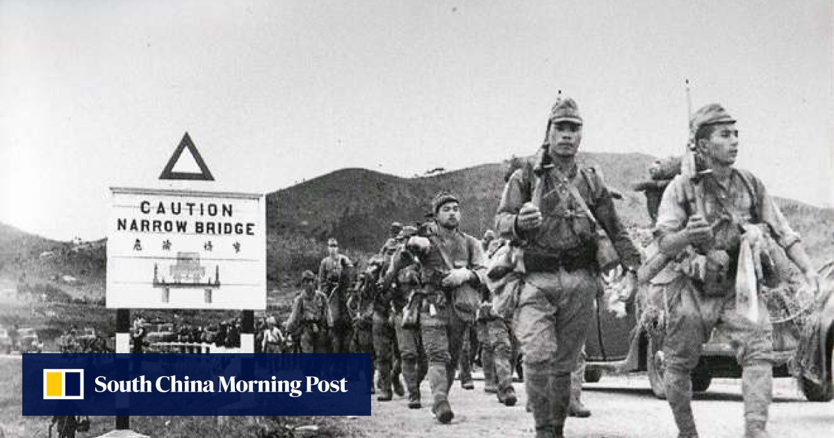 The Battle Of Hong Kong Through The Eyes Of People Who