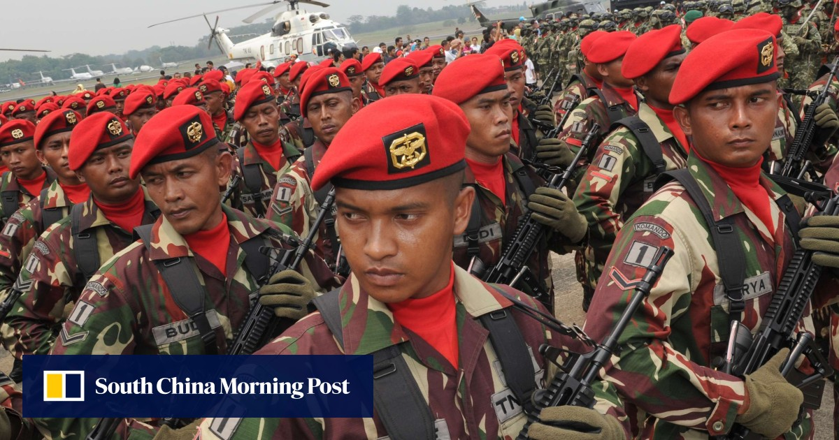 How The Australian SAS Raised The Ghosts Of Indonesia S