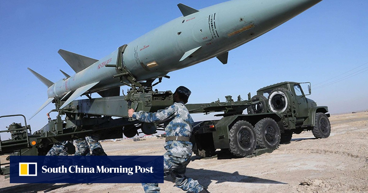 America's hidden role in Chinese weapons research