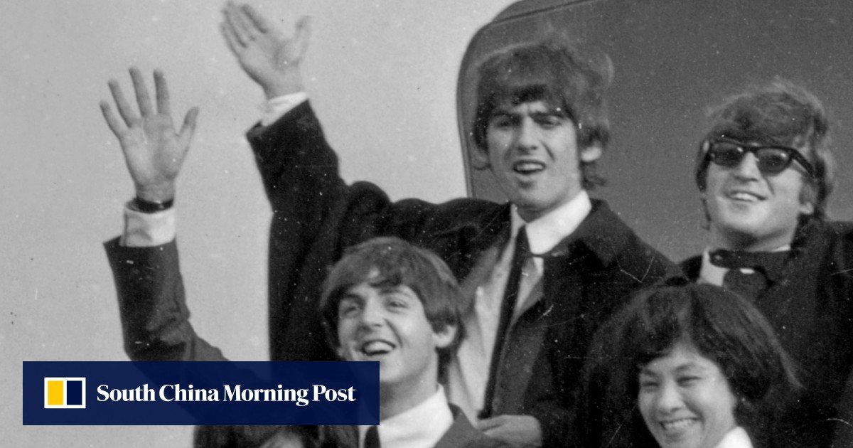 The Beatles came to Hong Kong in June 1964, and screaming teenagers welcomed the Fab Four at Kai Tak airport. A reporter asked Paul McCartney if he would like to go to China and he replied 'I thought this was China.'