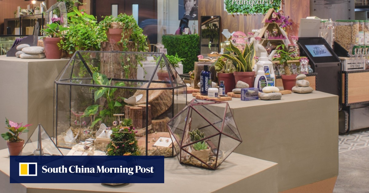 How Hong Kong malls use health and wellness to lure