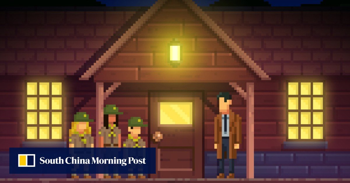 Review: Darkside Detective – Twin Peaks-inspired point-and