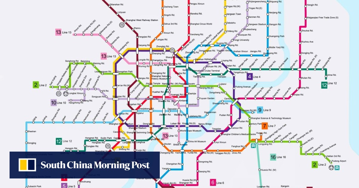 Beijing Subway Map 2017 Legend.Shanghai Metro Keeping World S Longest Mass Transit Rail System On