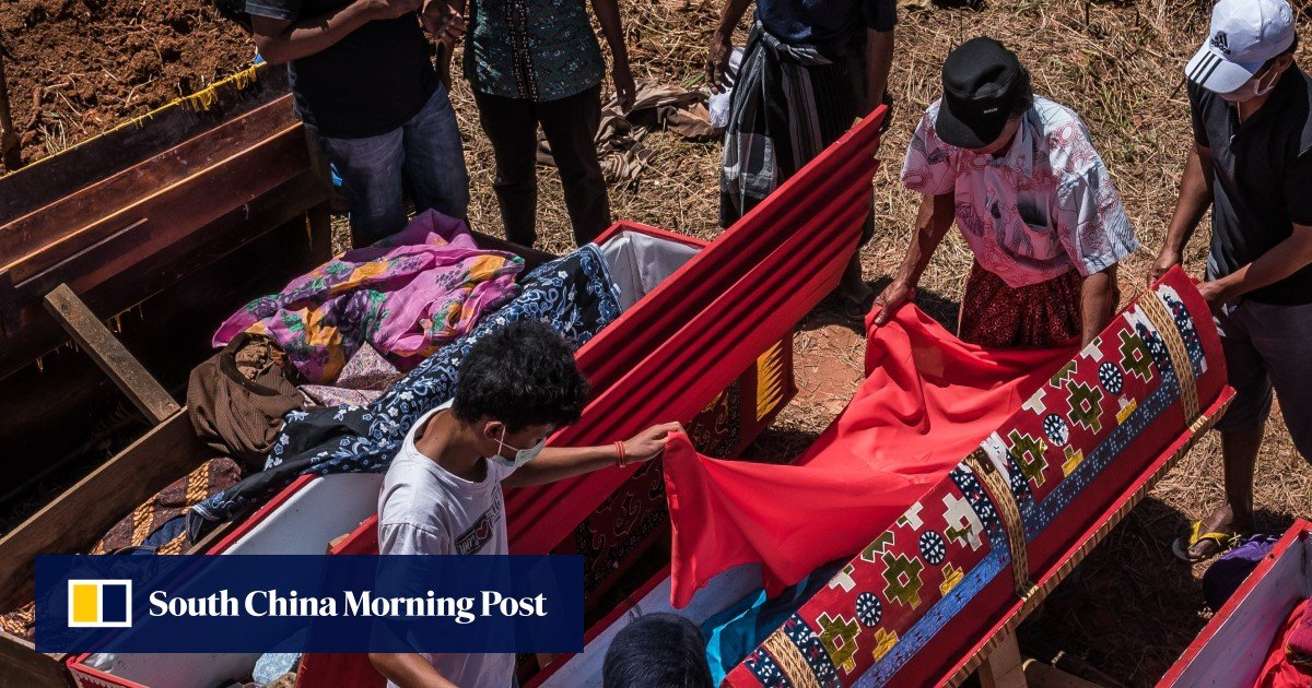 Living with corpses: how Indonesia's Toraja people deal with