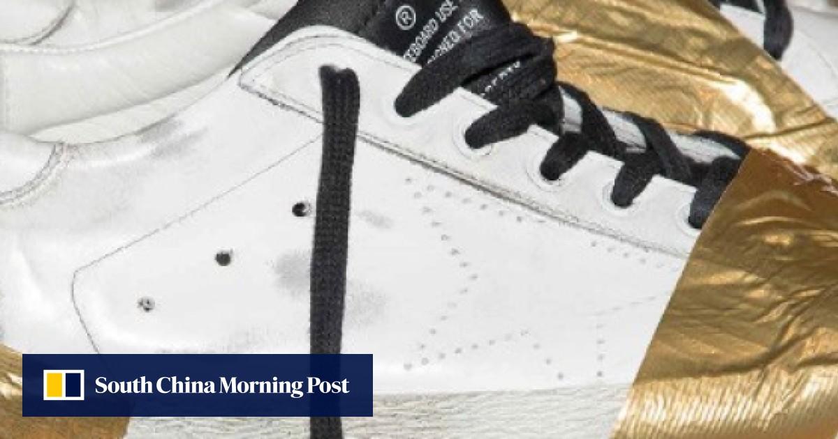 2017 GGDB Schuhe Neu Golden Goose DB Slide Herren Sneakers