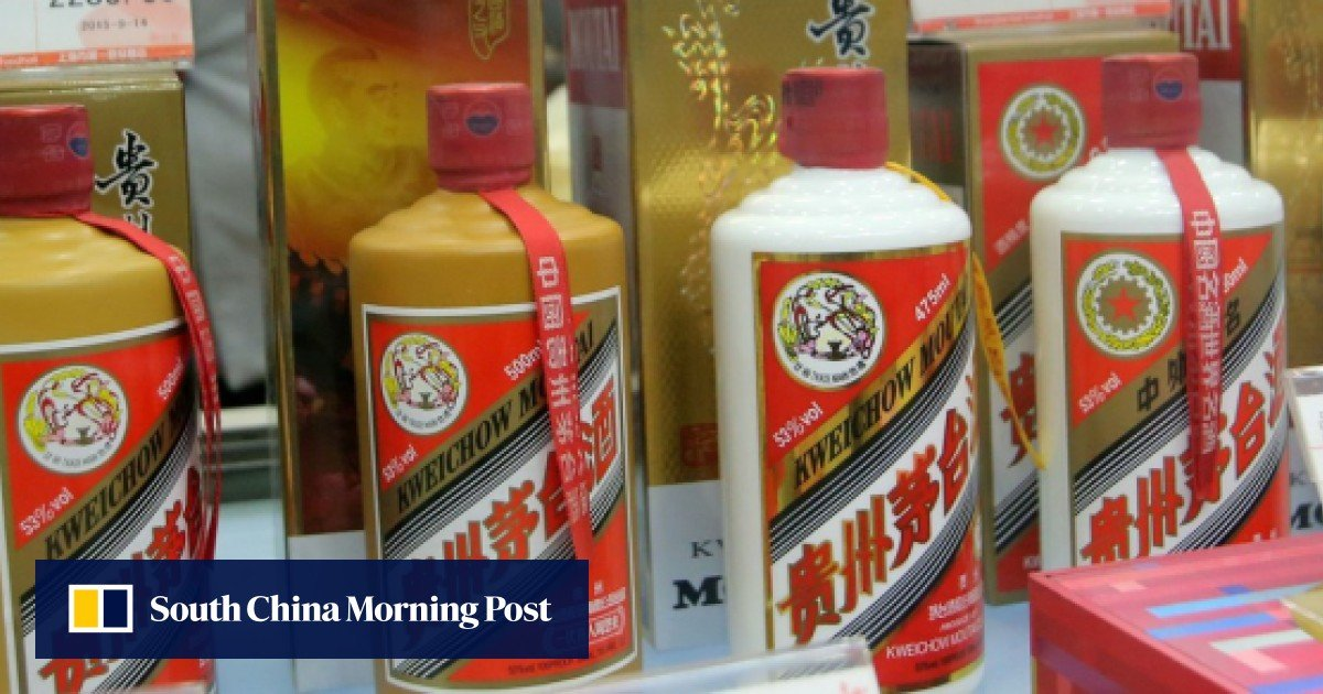 Kweichow Moutai slumps after Xinhua warns shares are rising