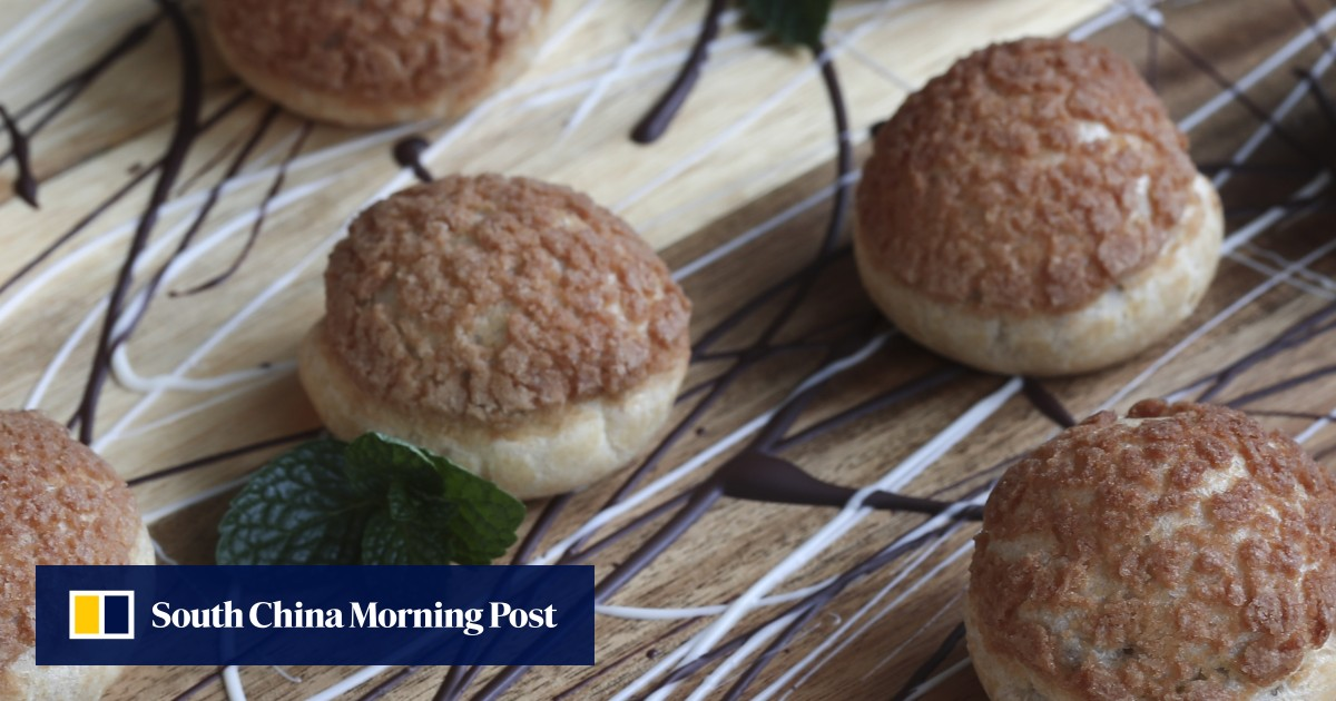 Delicious cream puff recipe makes most of choux pastry's versatility