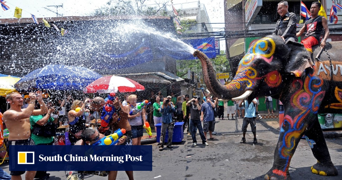 Songkran, everything you need to know about Thailand's ...