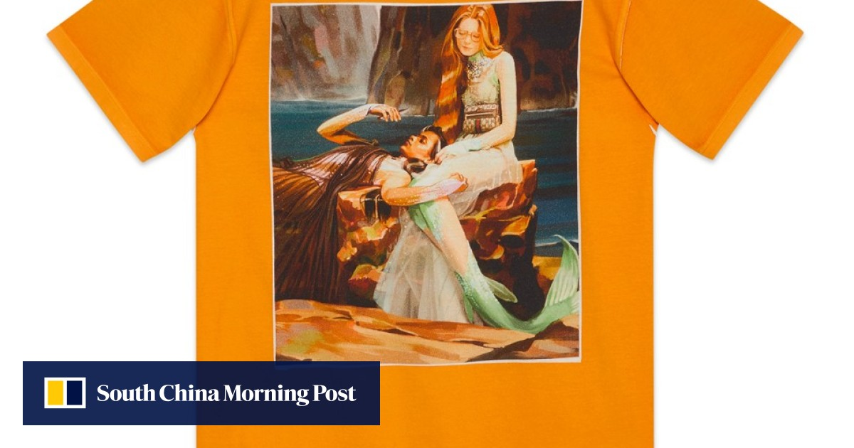 05483a00a Gucci launches sweatshirts and T-shirts in collaboration with artist Ignasi  Monreal | South China Morning Post