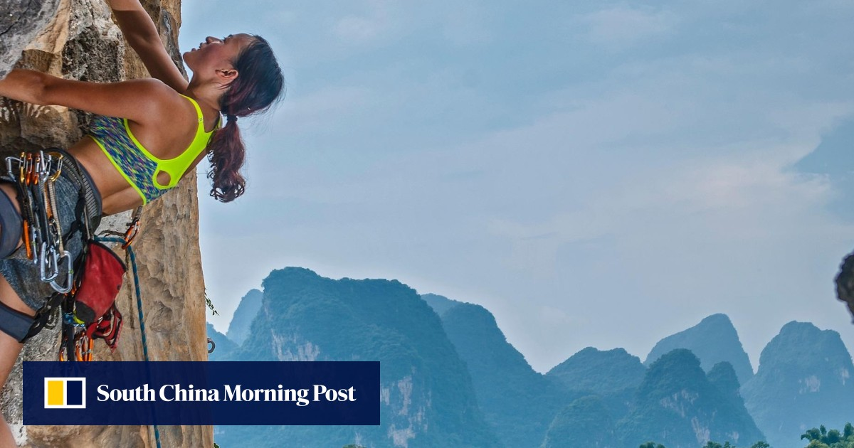 Rock Climbing In China Why Yangshuo Is The Best Place To Go As The Sport Booms In Guangxi Province South China Morning Post