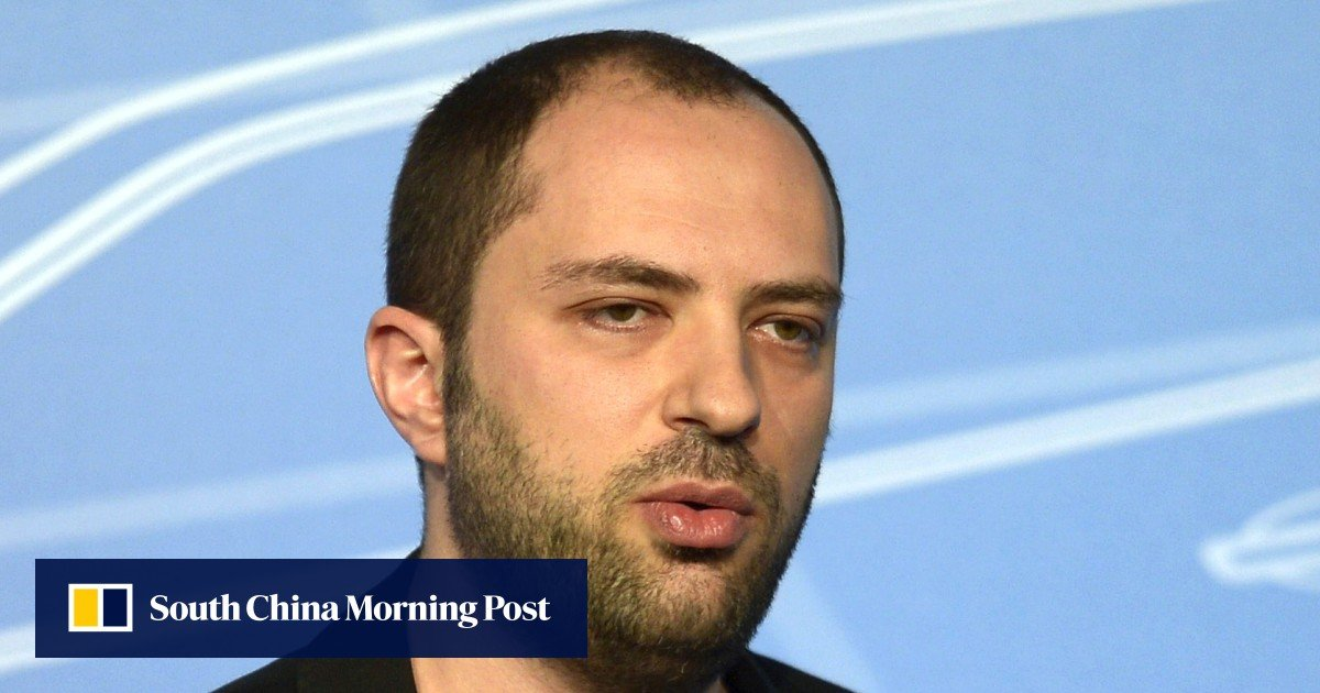 3ba30e5dead2 WhatsApp founder Jan Koum leaving Facebook after clashing over privacy and  data | South China Morning Post