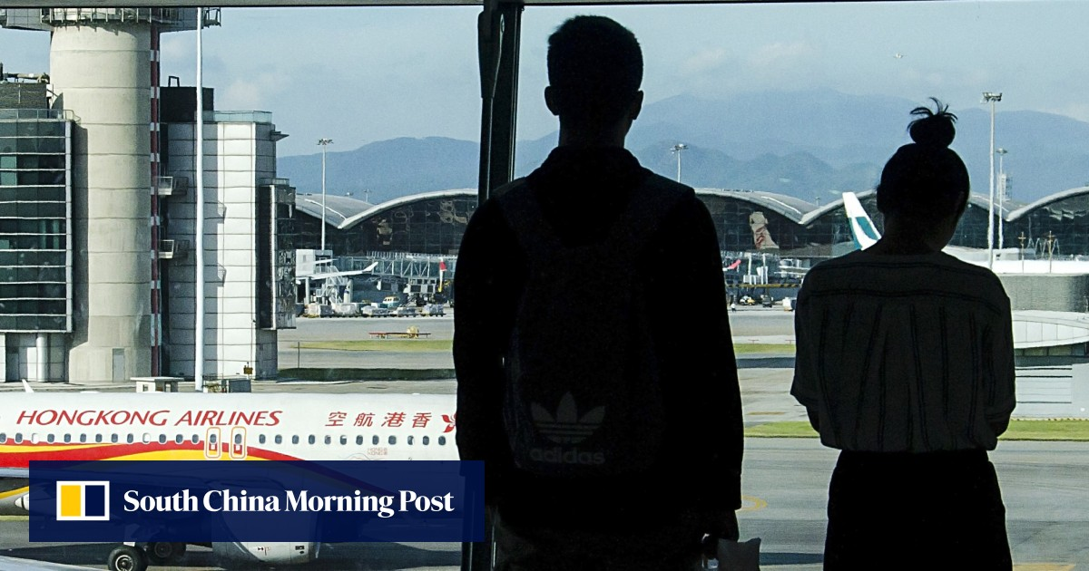 Hong Kong dominates busiest air routes in the world – but ...