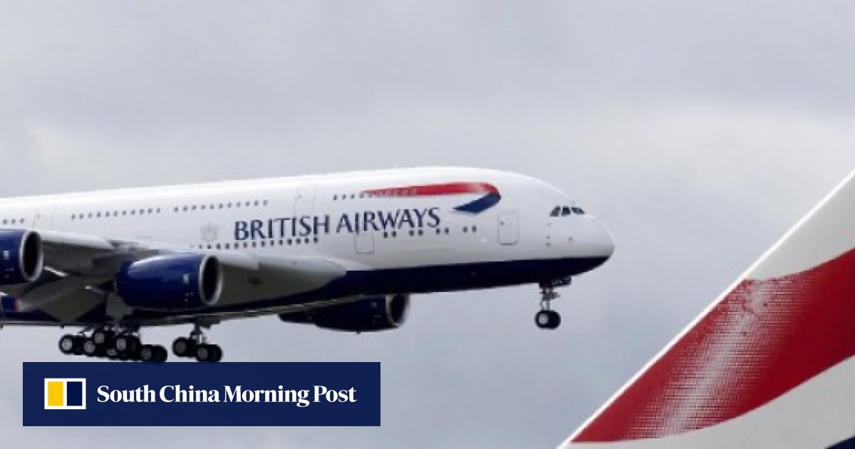 Founded in 1974, British Airways turns 100 next year – how exactly
