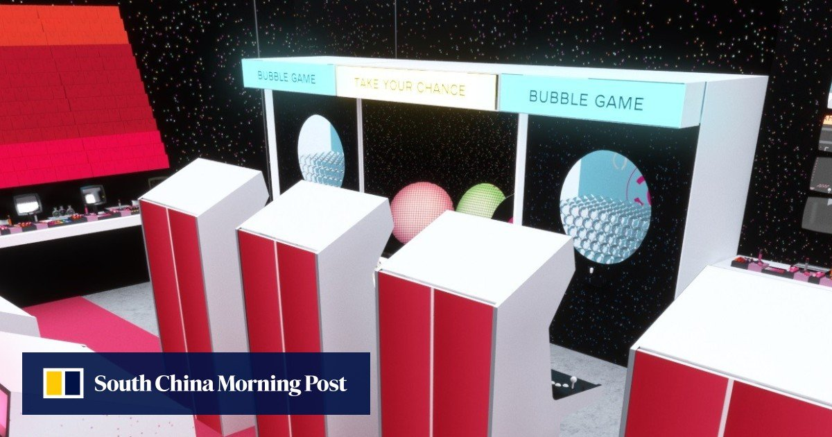 Playful Chanel opens Coco Game Center, its innovative beauty