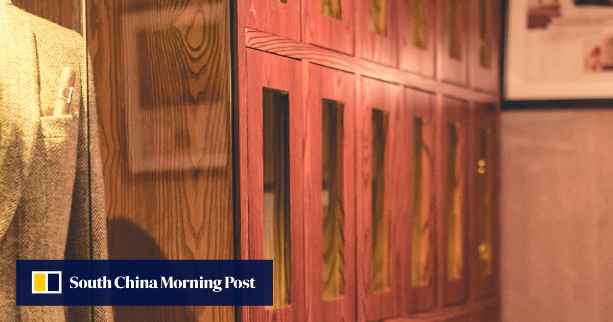 1a79941c3f The Chinese men who suit up at weekends but dress down at work so they  don't upstage the boss' casual chic | South China Morning Post