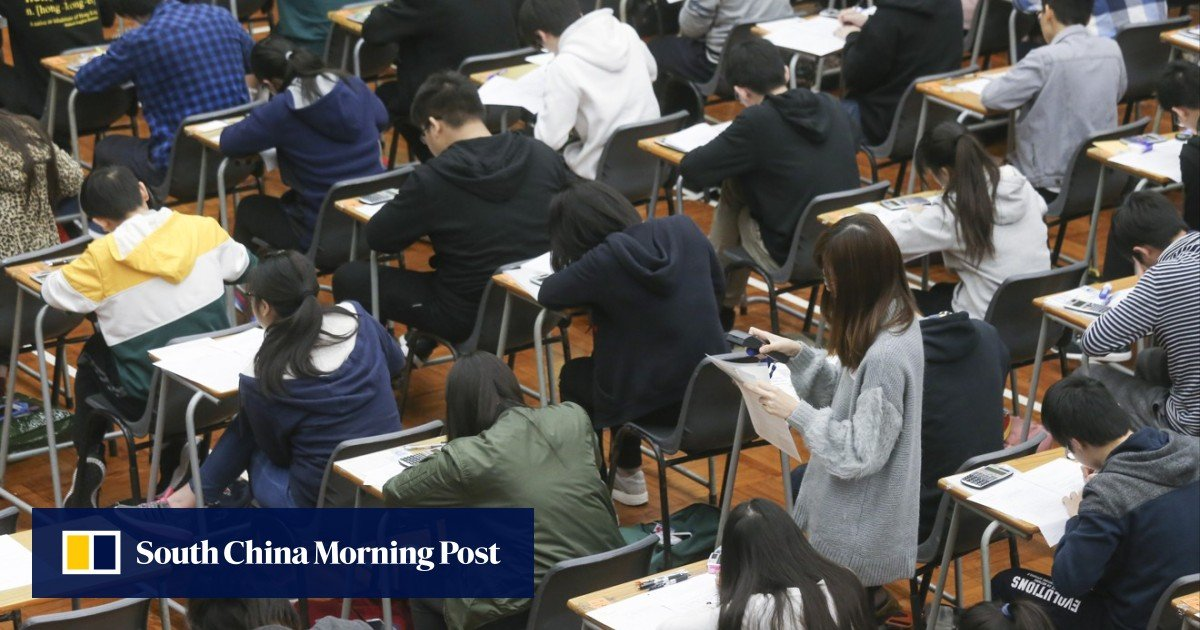 Inside Asia's pressure-cooker exam system, which region has