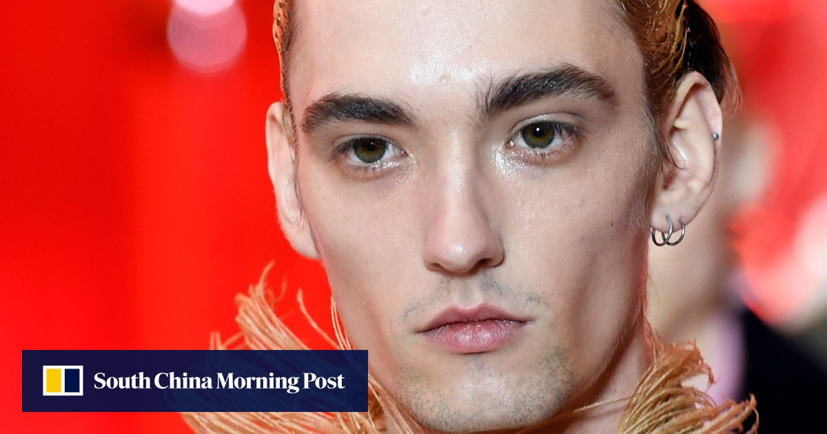 b42a3111872 Paris Men's Fashion Week: brands 'think pink' as designs let men embrace  their feminine side | South China Morning Post