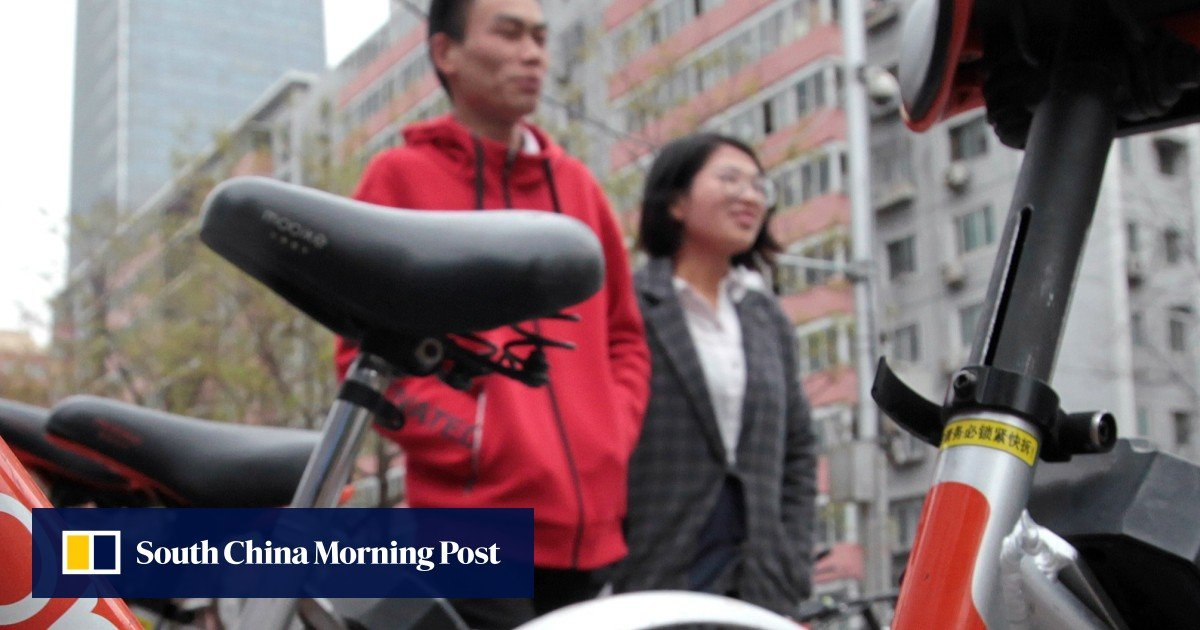 Bicycles the new front line of Chinese internet giants' fight for e