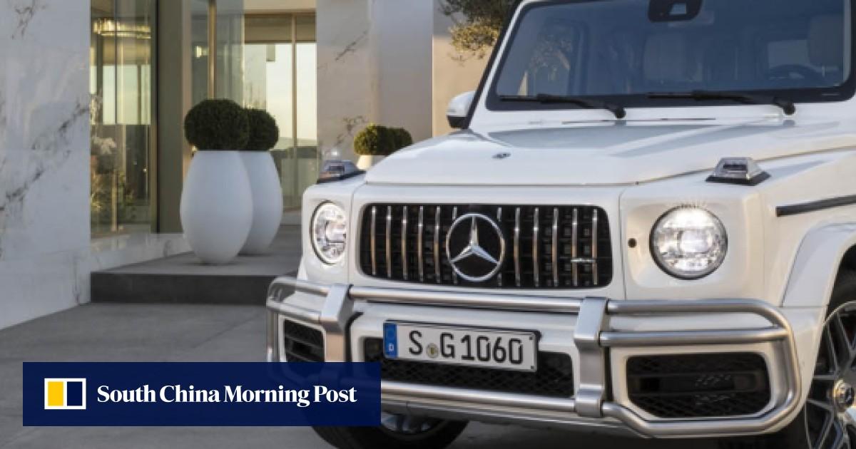 Is Mercedes-Benz's luxurious new G-Wagen worth US$130,000