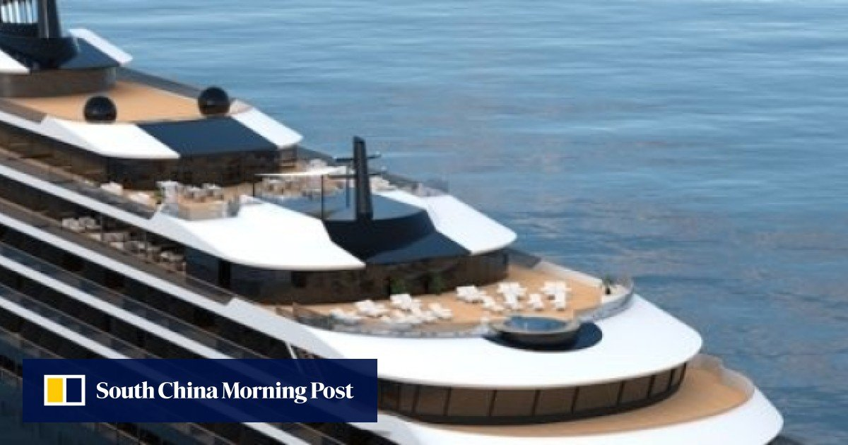 Ritz-Carlton's luxury cruise liners are perfect for the '1 per centers'