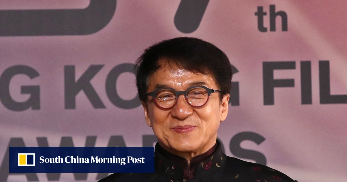 Jackie Chan is the fifth highest-paid actor in the world