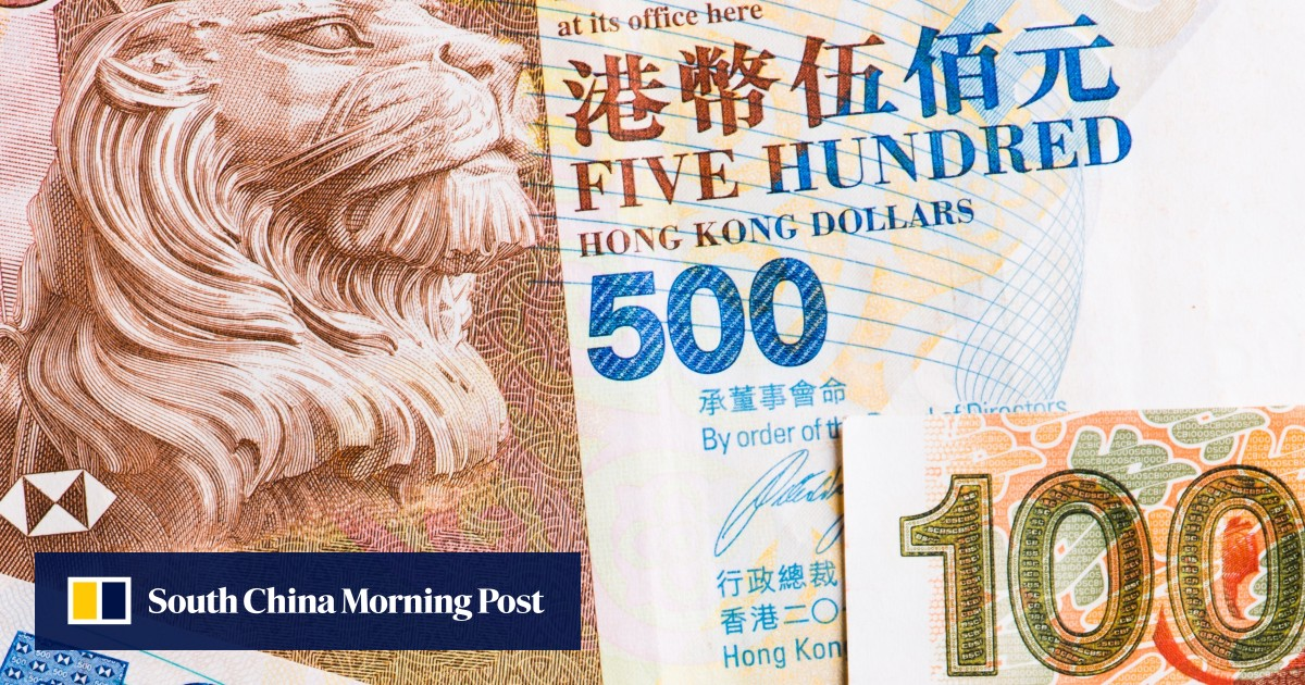 Fraudsters used 'thousands' of Hong Kong bank accounts to