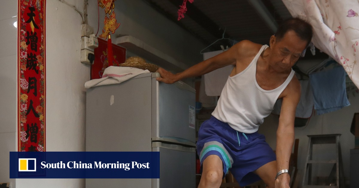 Typhoon Mangkhut: Serious flooding and swaying buildings as