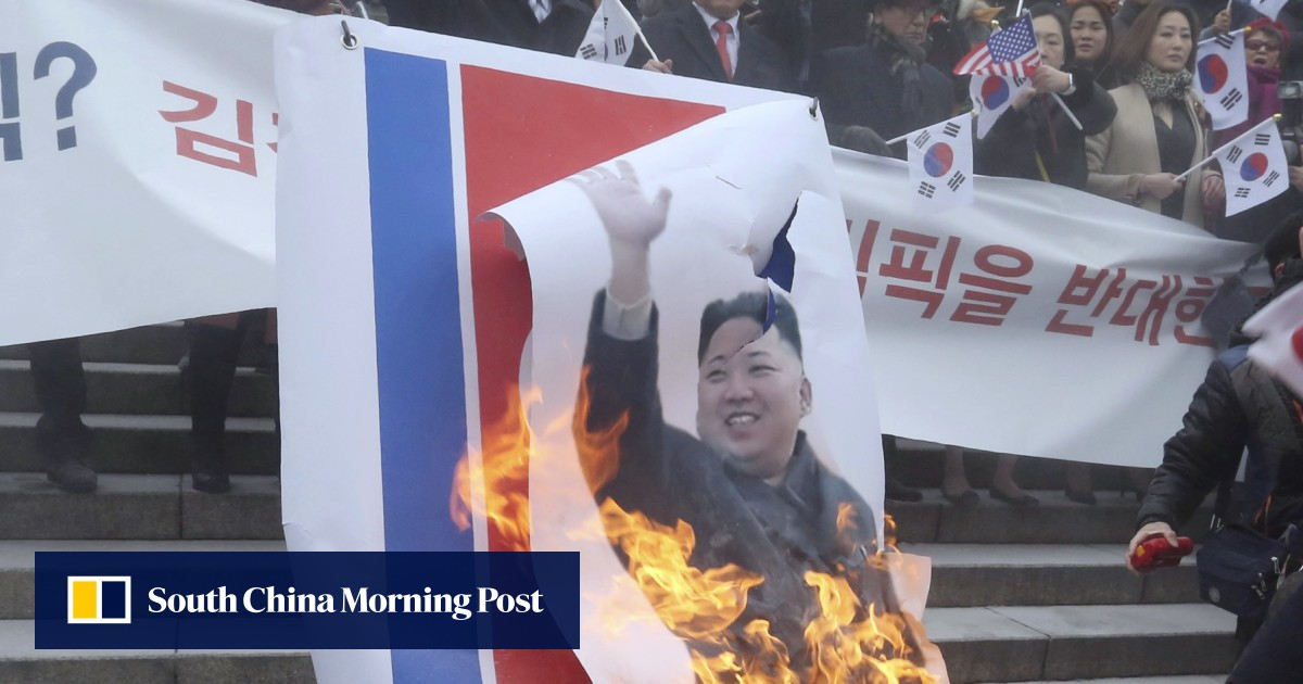 Moon smiles, but Kim is Korea's 'comedian with a guillotine' | This Week In Asia | South China Morning Post