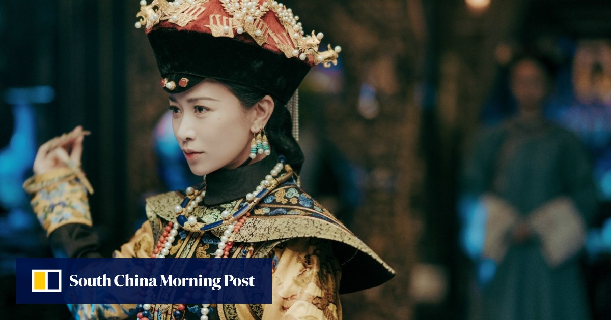 619b2cbe29b  Story of Yanxi Palace   how authentic are the accessories worn by the  empress and concubines in hit TV drama