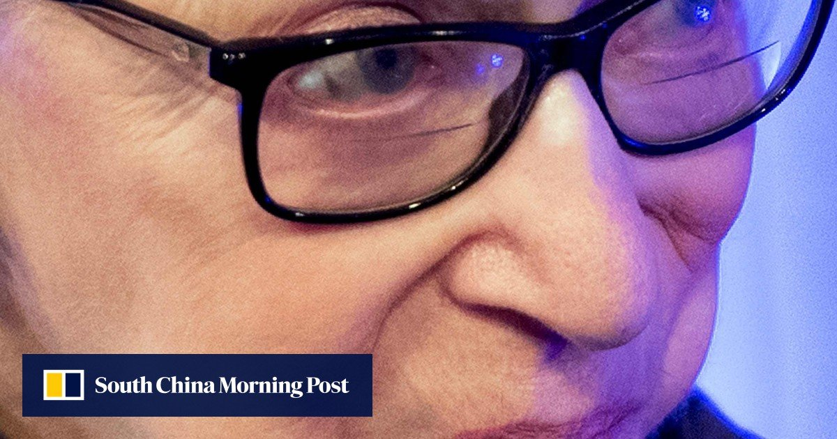 US Supreme Court Justice Ruth Bader Ginsburg 'up and working' a day after breaking three ribs in fall