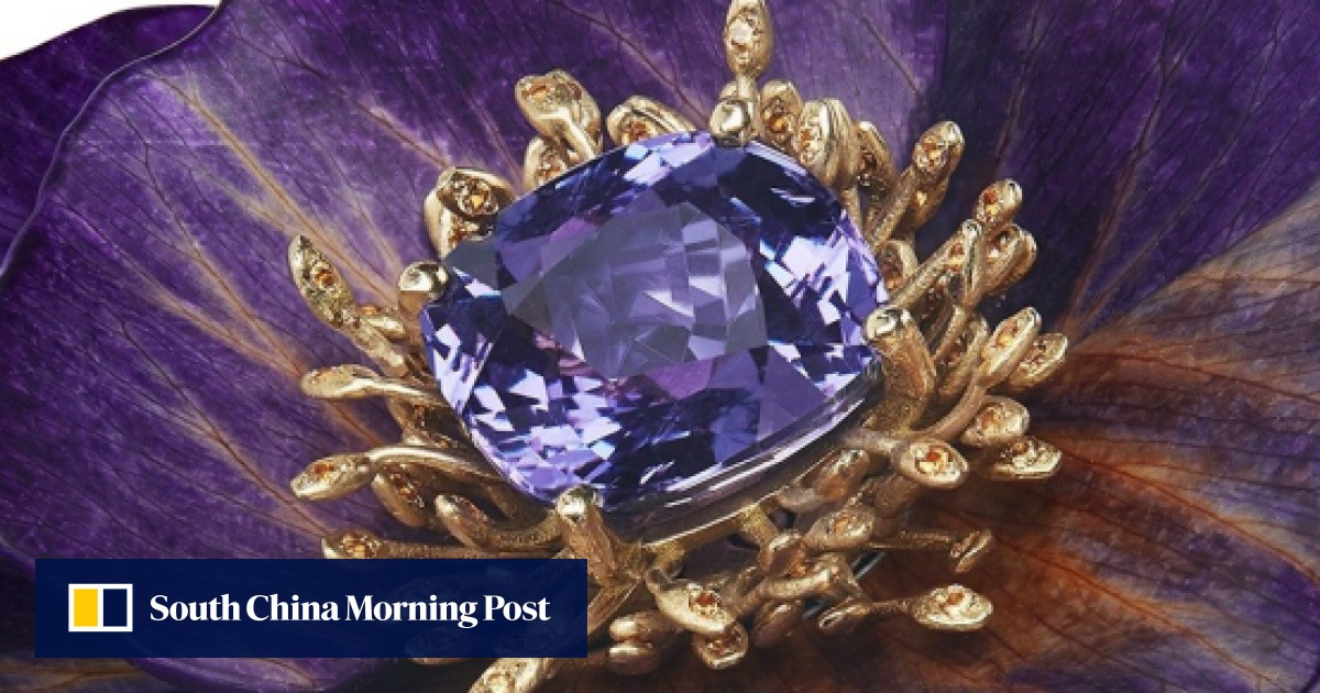 eb10198ad STYLE Edit  Nature Triomphante helps Boucheron return to its roots ...