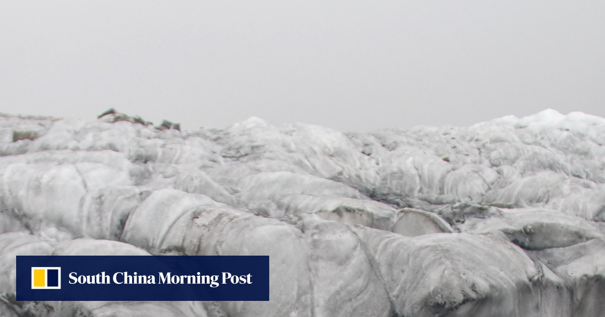China's melting glaciers are 'wake-up call for the world', Greenpeace says