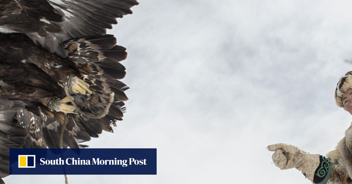 Eagle huntresses challenge the patriarchy in Mongolia