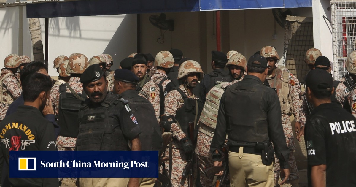 Attack on Chinese consulate in Karachi 'planned in