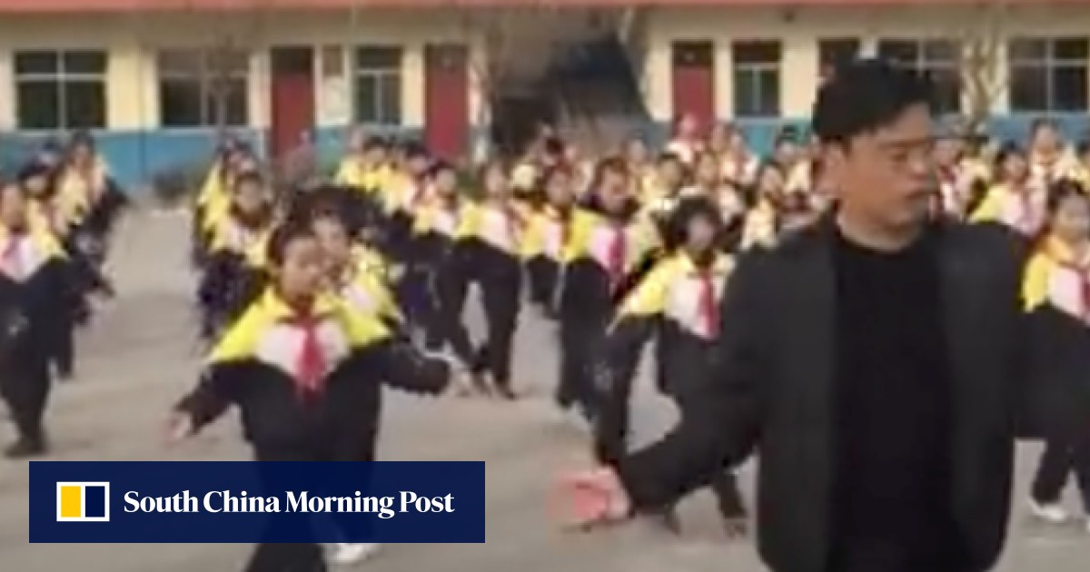 Chinese school principal breaks the rules with his bold