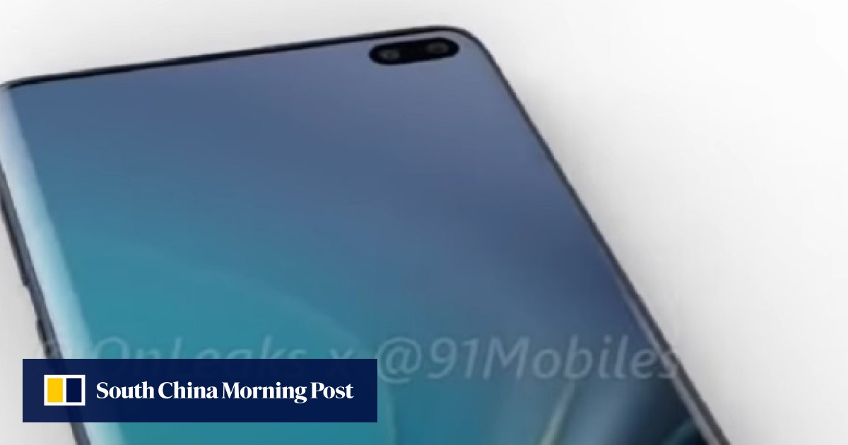 What can we expect from Samsung's upcoming Galaxy S10 smartphone