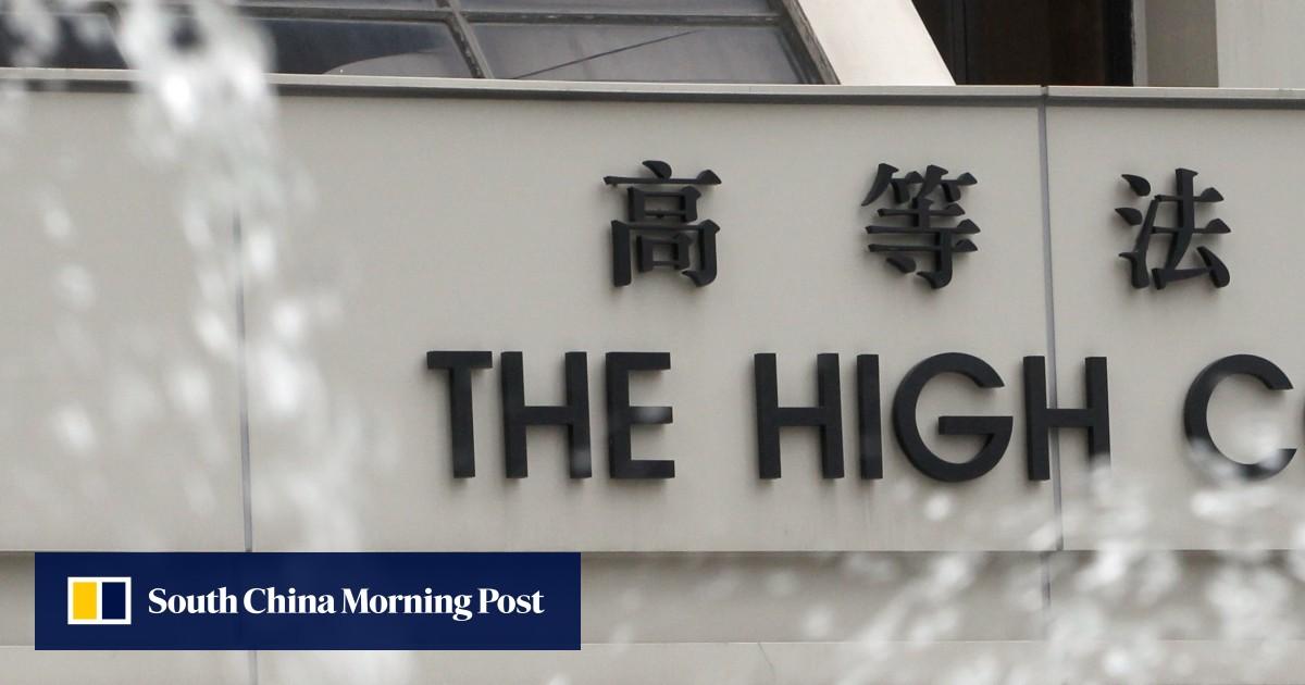 Hong Kong man cries and bangs head on table as jury finds him guilty