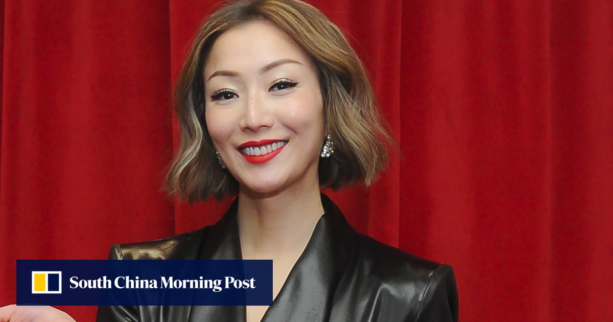 5d2ae16a59e68 Sammi Cheng gets into character for Roger Vivier s film-themed fashion  party