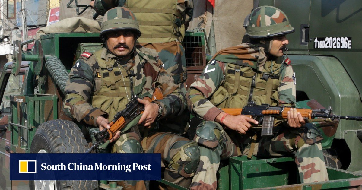 Kashmir attack: is terror group JeM pushing India and Pakistan to the brink of war?