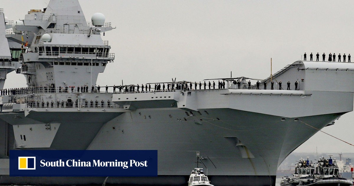 Warship row: why Britain can't afford to be on China's bad side