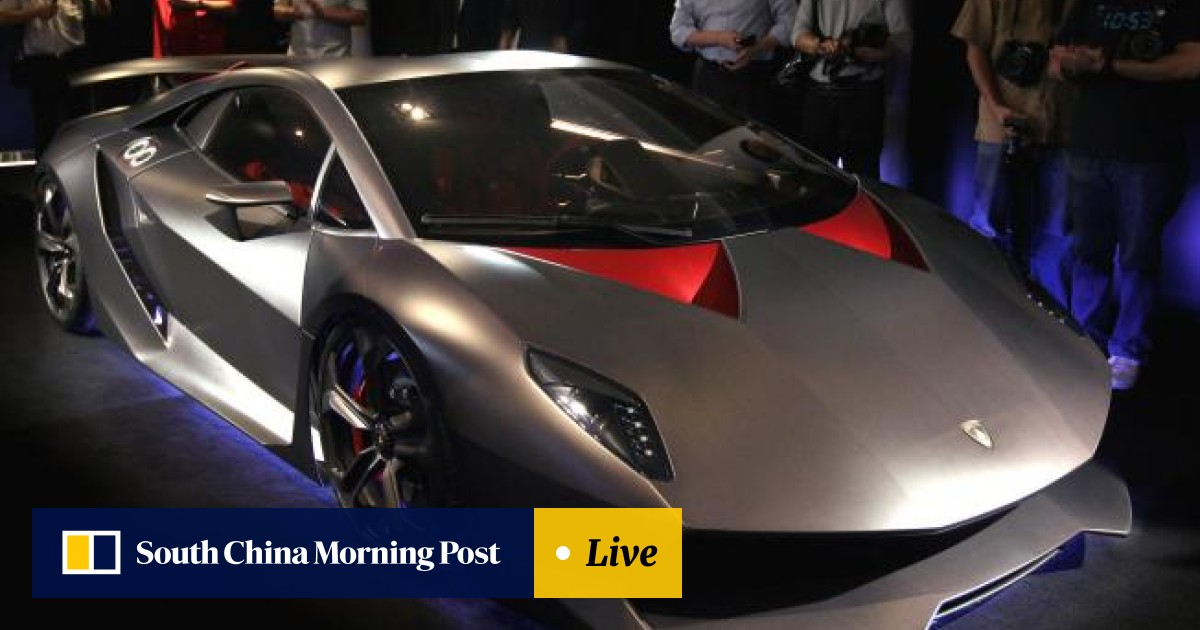 Lamborghini S Sesto Elemento Not Just Any Old Carbon Copy South