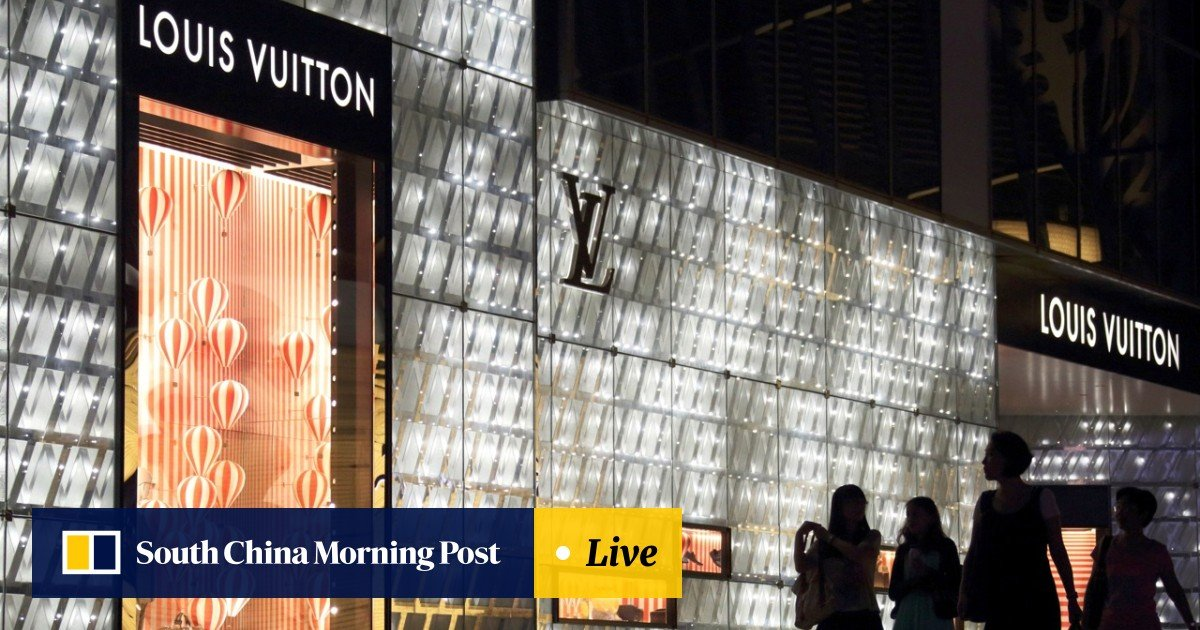 Just why are Louis Vuitton and other high-end retailers abandoning