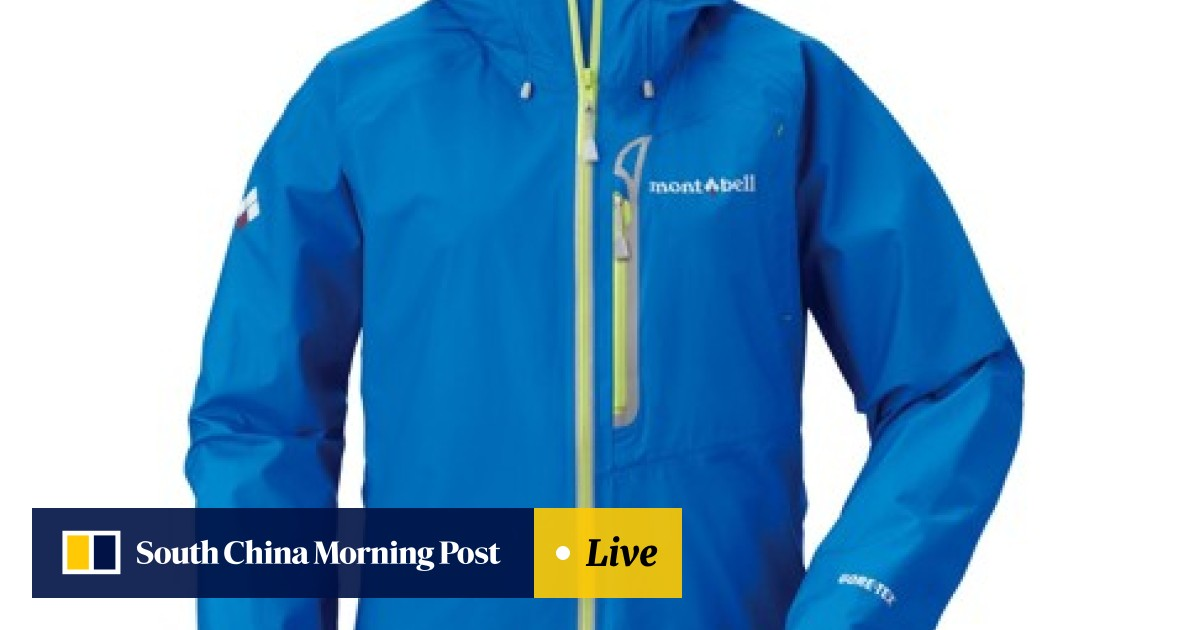 36111b716 Review: 3 ultralight rain jackets for hikers, trail runners and urban  travellers | South China Morning Post