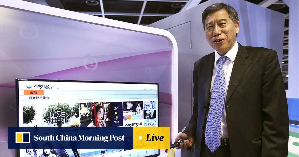 Hong Kong broadcaster TVB goes over the top in seeking to become the