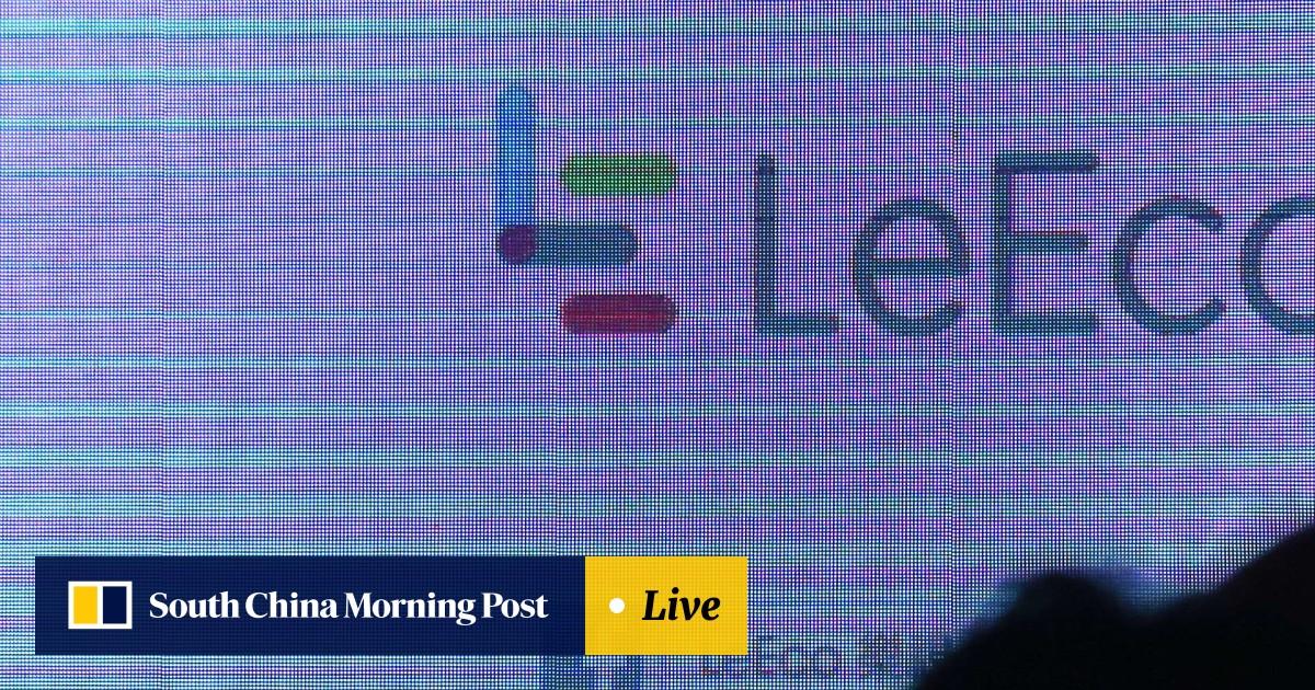 LeEco breaks into India's TV market as it seeks further