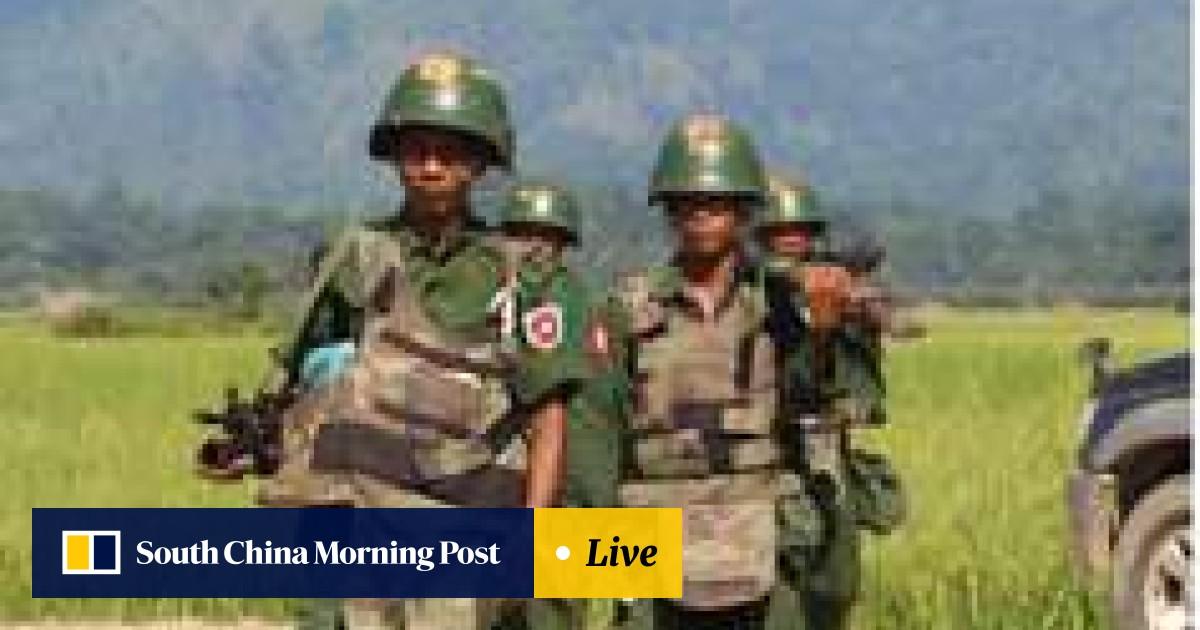 Myanmar's plan to arm, train non-Muslims in Rakhine 'recipe