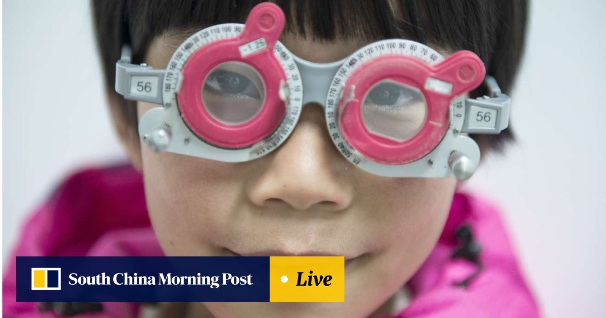 735803a160eb China's myopia epidemic: why a simple solution is being ignored | South  China Morning Post