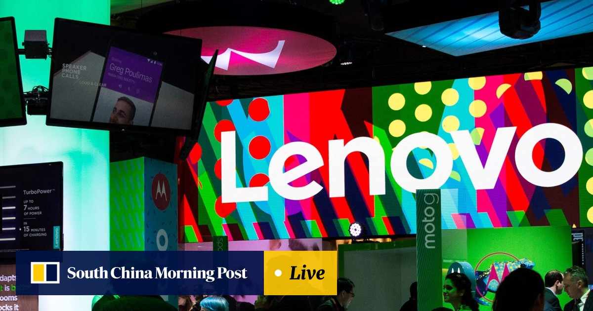 Lenovo swings to surprise first-quarter loss as sales of PCs