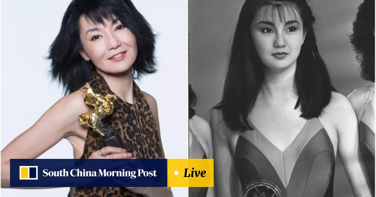 Rare photos of past Miss Hong Kong contestants showcase fan